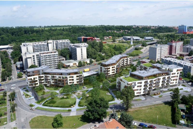 Představení bytového projektu Park Hloubětín