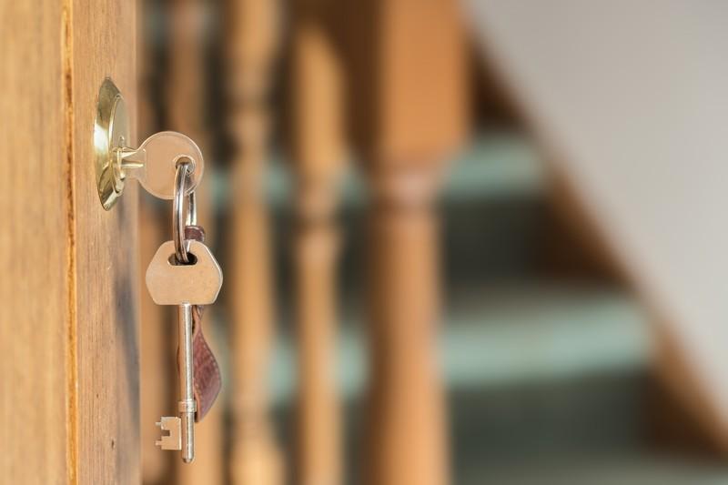 Bezpečnostní dveře vytvoří z bytu pevnost