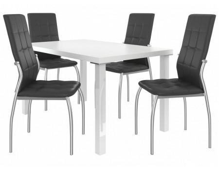 Kdo má stůl a židli, ten bydlí