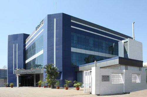 Projekty administrativních budov