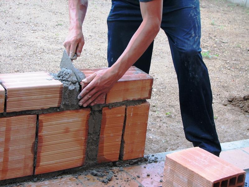 Oblíbený stavební materiál – cihla