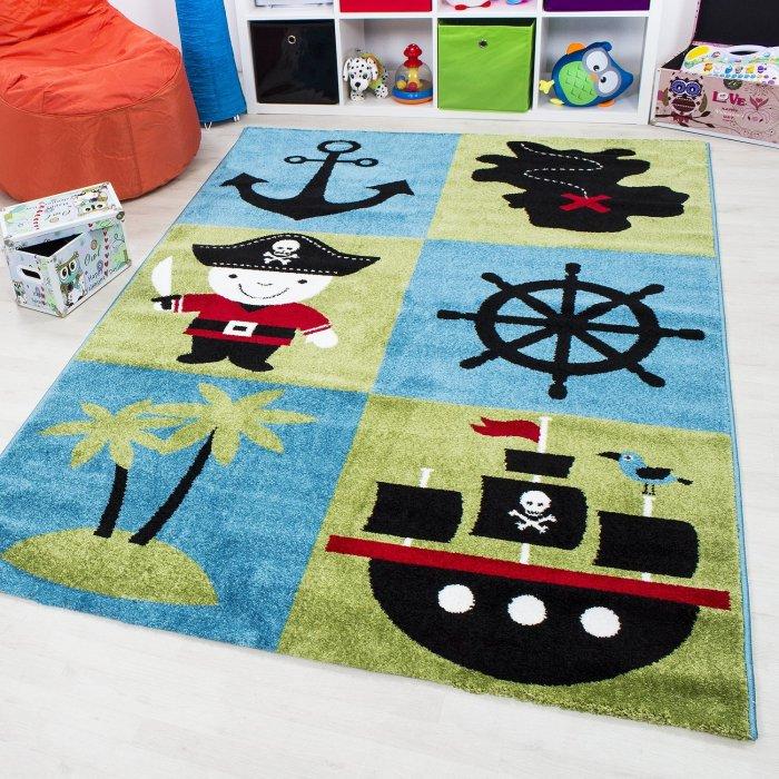 Jaký koberec do dětského pokoje? Přece od Vopi