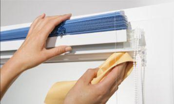 Jak dokonale vyčistit vaše žaluzie?
