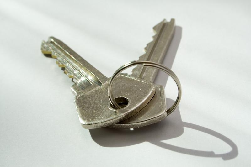 Bezpečnostní zámek ochrání váš majetek