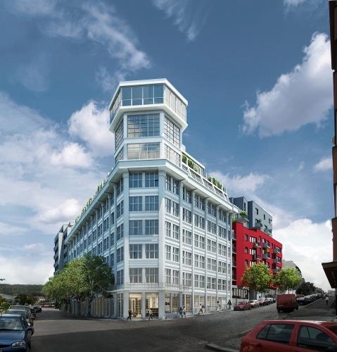 Liberty Building – skvostné bydlení v Praze 4 se slevou 15%