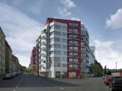Liberty Building se právě staví, zdroj: libertybuilding.cz
