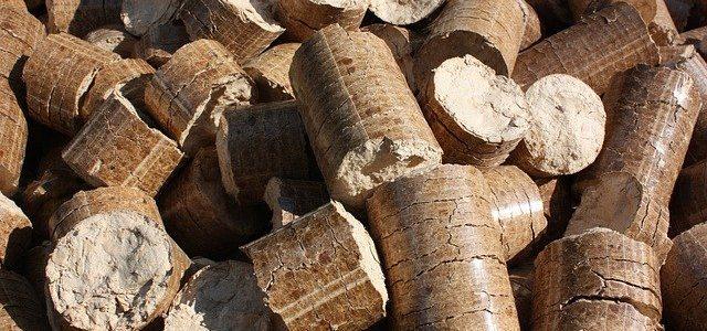 dřevěné pelety