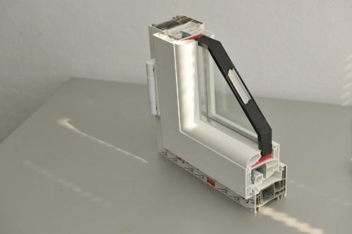 Plastové profily mohou mít různé parametry, zdroj: shutterstock.com