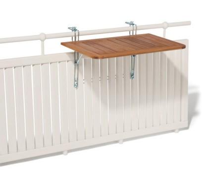 Závěsný stolek na balkon, zdroj: tchibo.cz